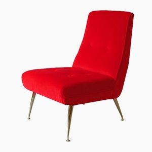 Chaise d'Appoint Vintage de G-Plan
