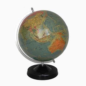 Globus auf Bakelitfuß von Räth, 1974