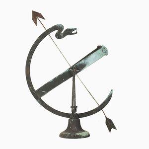 Bronze Sundial, 1920s