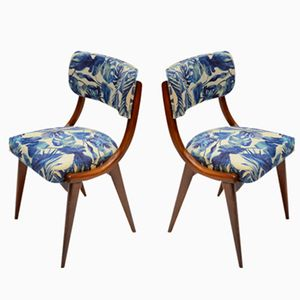 Vintage Chairs, 1960s, Set of 2