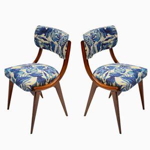 Vintage Stühle, 1960er, 2er Set