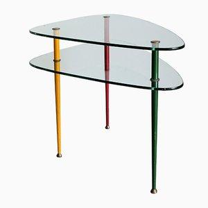 Table Arlecchino par Edoardo Paoli pour Vitrex, 1960s