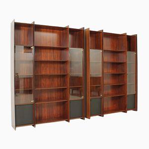 Vintage Artona Shelves by Afra and Tobia Scarpa for Maxalto, Set of 2