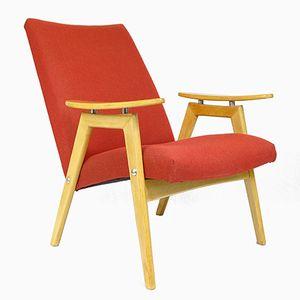 Tschechischer Modell 6950 Sessel von Jaroslav Smidek für Ton, 1960er