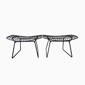 Bird Ottomans by Harry Bertoia for Knoll, 1960s, Set of 2