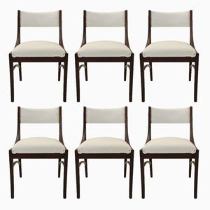 Vintage Model 110 Chairs by Ico Parisi for Cassina, Set of 6