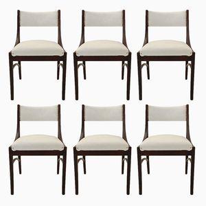 Vintage Modell 110 Stühle von Ico Parisi für Cassina, 6er Set