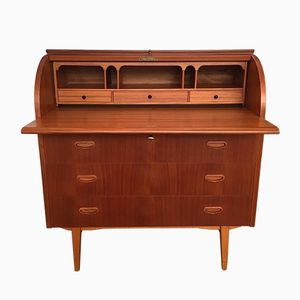 Secretary in Teak by Egon Ostergaard, 1965