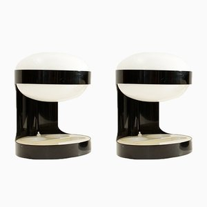 KD29 Table Lamps by Joe Colombo for Kartell, 1967, Set of 2