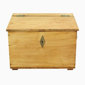 Small Wooden Chest, 1920s
