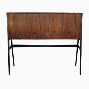 Dänischer Mid-Century Palisander Schreibtisch von Hundevad & Co, 1960er