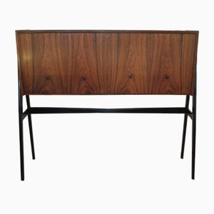 Mid-Century Danish Rosewood Desk from Hundevad & Co, 1960s