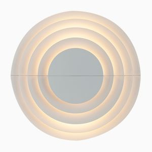 Meander Discus Wall Light by Casati & Ponzio for Raak, 1970s