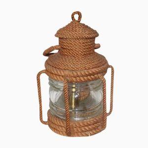 Lantern by Adrien Audoux & Frida Minet, 1950s