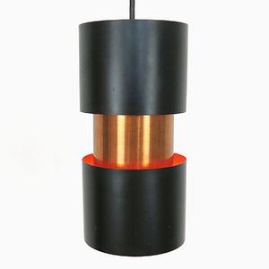 Lampe à Suspension Vesuv par Jo Hammerborg pour Fog & Mørup, 1960s