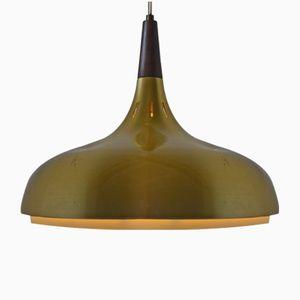 Pendant Lamp by J. Hammerborg for Fog & Mørup, 1960s