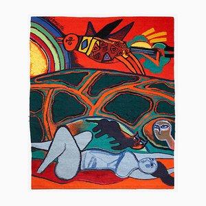 Arazzo di Beverloo Corneille per Atelier 3, 1988