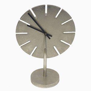 Orologio da tavolo di Carl Auböck, 1969