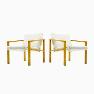Lounge Chairs by Hein Stolle for 't Spectrum, 1956, Set of 2