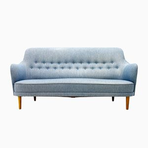 Mid-Century Swedish Sofa from Carl Malmsten, 1940s