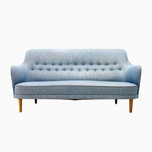 Schwedisches Mid-Century Sofa von Carl Malmsten, 1940er