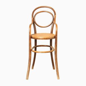 Antique Children's Chair by Michael Thonet for Thonet