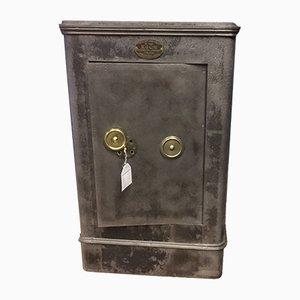 Industrieller Vintage Tresor von Koch