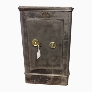 Vintage Industrial Safe from Koch