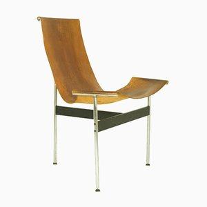 3LC T Stuhl von D. Kelly, R. Littell und W. Katavolos für Laverne International, 1952