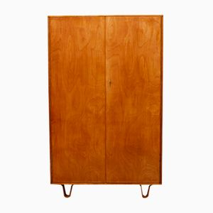 KB03 Combex Series Birch Wardrobe by Cees Braakman for Pastoe, 1950s