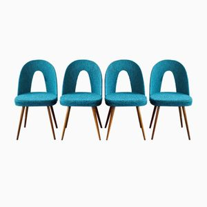 Dining Chairs by Antonín Šuman for Tatra Nábytok, 1960s, Set of 4