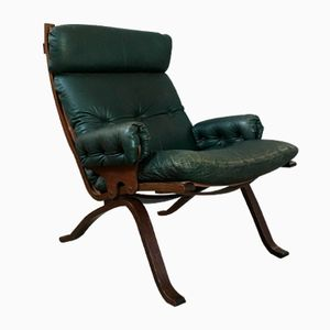 Vintage Lounge Chair by Ingmar Relling for Westnofa