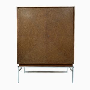 Highboard in Wenge from Wörner, 1960s