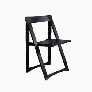 Vintage Folding Chairs by Aldo Jacober for Alberto Bazzani