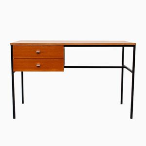 Mid-Century Belgian Desk by Pierre Guariche for Meurop, 1960s