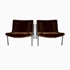 SZ077 Nagoya 1 Sessel von Martin Visser für 't Spectrum, 1969, 2er Set