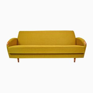 Mid-Century Danish Wool Daybed from Lifa