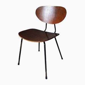 Vintage Scandinavian Chair by Kurt Nordstrom for Knoll international