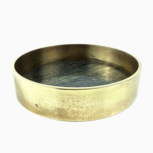 Vintage Solid Brass Bowl
