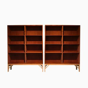 Vintage Teak Bookshelf by Børge Mogensen for FDB
