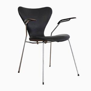 Series 7 Armlehnstuhl von Arne Jacobsen für Fritz Hansen, 1965