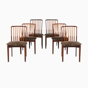 Dining Chairs by Svend Aage Madsen, 1960s, Set of 6