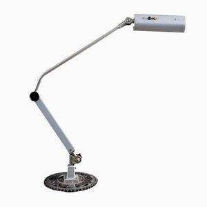 Vintage Swiss Workshop Lamp from Sandoz & Fils