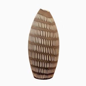 Grand Vase par Ingrid Atterberg pour Upsala Ekeby, 1958