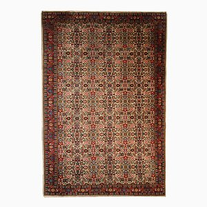 Handgemachter Indischer Vintage Indo-Mahal Teppich, 1930er