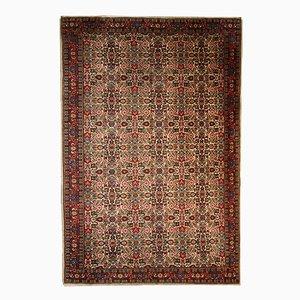 Vintage Indian Indo-Mahal Handmade Rug, 1930s