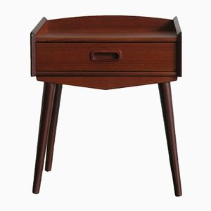 Danish Teak Commode, 1950s