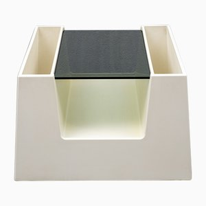 Table Basse en Trapèze de Form & Life Collection