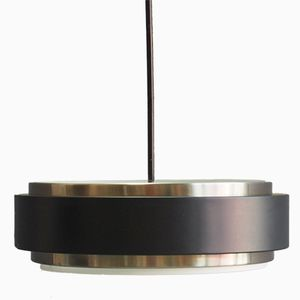 Dutch Metal Pendant Lamp by Niek Hiemstra for Hiemstra Evolux