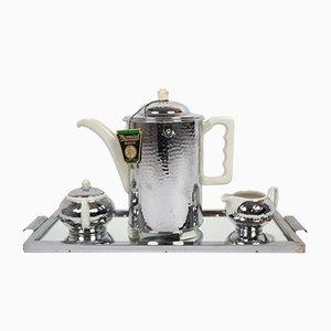 Vintage Kaffeeservice von Thermisol, 3er Set
